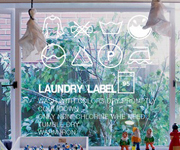 Laundry Label